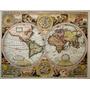 Mapas Antiguos En Laminas O Posters