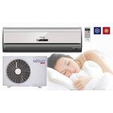 Ar Condicionado Split Mitsuo 9.000 Btu 110v Quente/frio