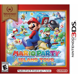 Mario Party Island Tour - 3ds [digital Code]