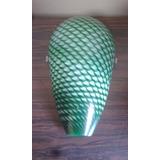 Lampara Aplique De Pared Copa Verde De 1 Luz 998430