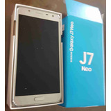 Samsung J7 Neo Nuevo, Plateado!!!