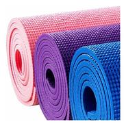 Mat Yoga & Pilates - Colchoneta Enrollable Y Antideslizante