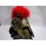 Elmo Articulado Capacete Gladiador Romano Medieval Cosplay