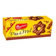 Pão De Mel Com Cobertura De Chocolate Bauducco 240g