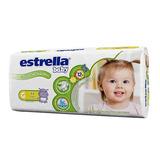 Pañales Bebe Economicos Estrella Baby Talle G 44 Unidades