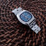 Seiko Automatic 17 Jewels 7009-5010 Blue Dial Cal. Beautiful