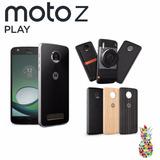 Moto Z Play 5.5 Pulgadas Moto Mod + Obsequios Consulte Stock
