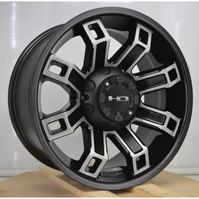 4 Roda Hd 17 8x170 8x165 Off Road F250 Dodge Ram
