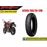 Llanta Dunlop Gt601 150/70-17m - Para Moto Honda Cb190