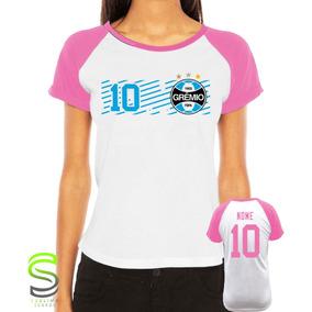 Gremio Outubro Rosa - Camisetas e Blusas para Feminino no Mercado ... 95f2f7b6491b0