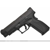 Pistola We Xdm-40 Black 6 Mm - Airsoft - Full Metal Blowback