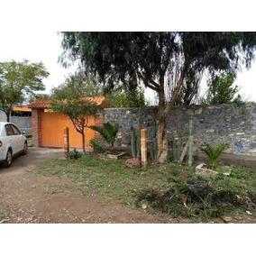 Casa De Campo En Santiago Pinos Zac, De 998mts2 De Terreno T