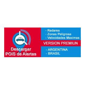 Pois Premiun De Alertas Gps Peugeot Citroen 2017