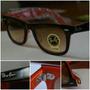 Gafas, Lentes Clubmaster Rayban Original