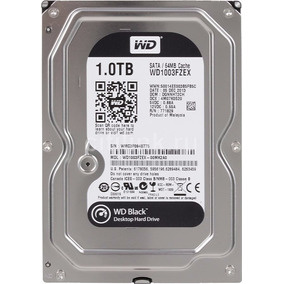 Disco Duro Western Digital 1tb Caviar Black