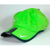 Gorra Tennis Rafa Nadal Marca Nike Verde