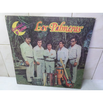 Tapa Sin Disco Los Palmeras Cumbia Y Luna