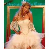 Vestido 15 Años!!! Replica Veronica De La Canal!!!