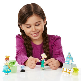 Mini Conjunto Frozen Festa Fever Celebration Hasbro