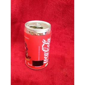 Lata Musical Coca-cola Com Entrada Pen Drive Nova Linda