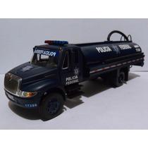 Patrulla Policia Federal Pipa De Agua 1.24 Jada Toys
