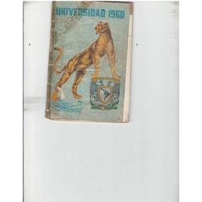 Futbol Americano Guia De Prensa Pumas Unam 1960