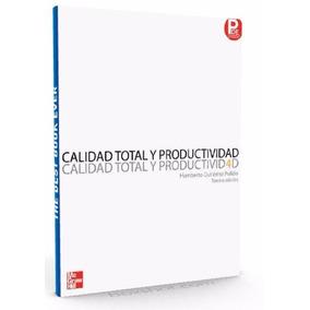 Calidad Total Y Productividad- Humberto Pulido-libro Digital