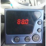 Transmissor Fm Veicular Usb Sd Bluetooth Mp3 Usb Maos Livres