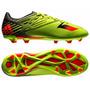 Botines Adidas Messi 15.3 Fg Ag Slime/black Nuevo Modelo