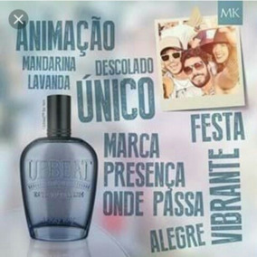 Perfume Masculino Upbeat For Him Mary Kay.