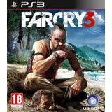 Far Cry 3 Ps3 (digital)