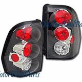 Stop Altezza Negro Chevrolet Trail Blazer 02-07