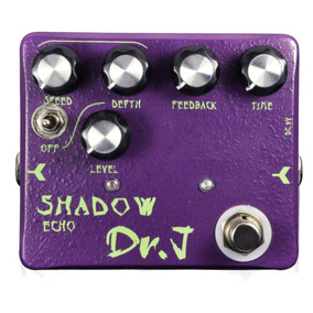 Pedal Guitarra Joyo Shadow Echo - Analog Delay