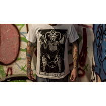 Remera Make A Wish Devil - Rock - Metal - Core - Dark - Goth