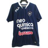 Rara Camisa Fila Botafogo De Treino - Frete Gratis - Tam. P 613e12021a819