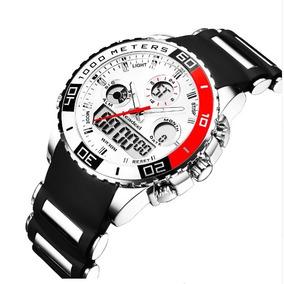 084f8f96f8f Anal Forte Com Pietra - Relógios no Mercado Livre Brasil