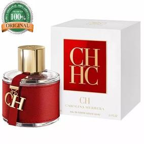 Perfume Feminino Ch Carolina Herrera Original 100ml Ad8030