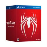 Juego Ps4 Spiderman Collector