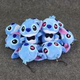 Peluche Llavero De Stitch Lote De 10 Piezas