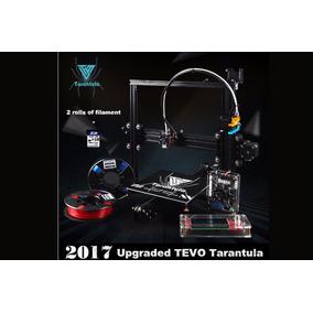 Impresora 3d Tevo Tarantula, Autnonivelacion Y Filamento