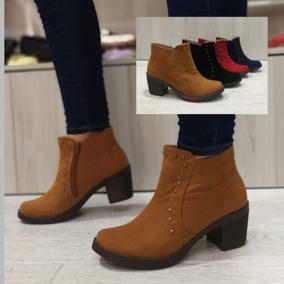 Zapatos Tacon Plateados - Botines para Mujer en Mercado Libre Colombia eb1db7c51ff3