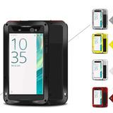 Funda Love Mei Xperia X Xa Xa1 Xz M5 Z5 Z5p Compact Premium