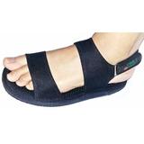 Sandália Magnética 12 Imãs Papete Massagem Dor No Pé Terumi