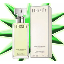 Eternity Feminino Eau De Parfum 100ml Original