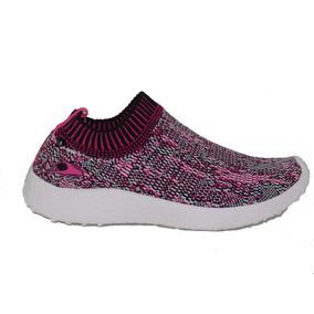 Zapatillas Mujer Stone Elastizadas Dreams Calzado Caballito