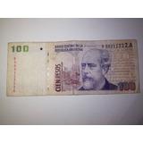 B3712 100 Pesos Roca Repo. Muy Buscado!