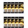 120 Pilhas Baterias Aparelho Auditivo A312 Pr41 - Duracell