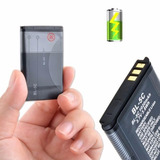 Bateria 1020mah Nokia 1650 1680 1681 1110i 1208 3100 3120