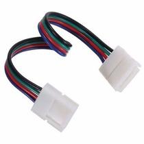Conector Emenda Fita Led Rgb 5050/3528 10mm - Promoção 1,69