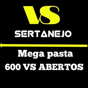 Vs Sertanejo Pacote 650 Vs Multipista + Pasta Compartilhada